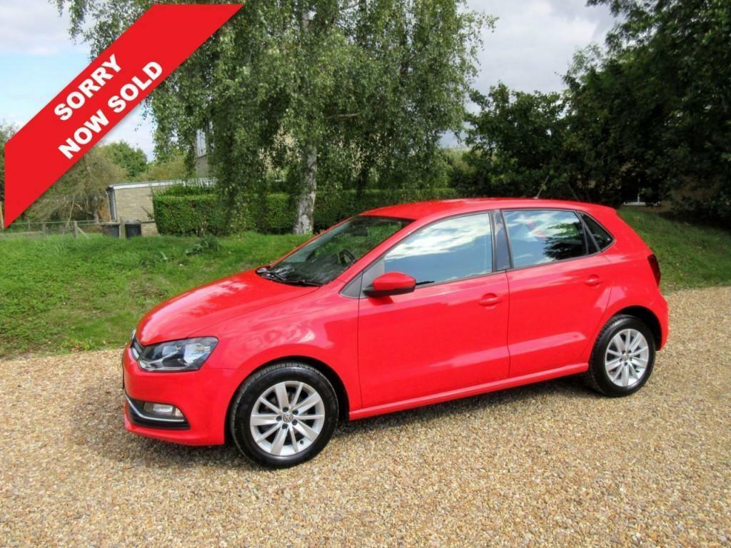 2015 65 volkswagen polo 1 0 tsi bluemotion tech se 5 dr 8 picclick uk. Black Bedroom Furniture Sets. Home Design Ideas