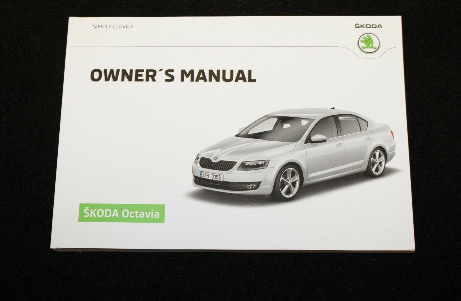 GENUINE SKODA OCTAVIA Mk3 HANDBOOK OWNERS MANUAL 2012-2018 BOOK 1 of 3Only  4 available ...
