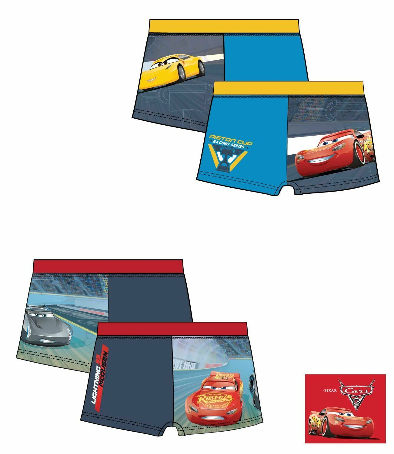 kinder disney cars auto jungen badehose gr 98 128 neu eur. Black Bedroom Furniture Sets. Home Design Ideas