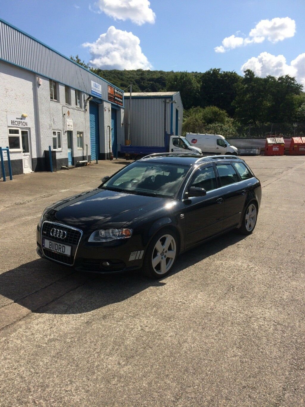 Ebay audi a4 avant tdi s line for sale usa