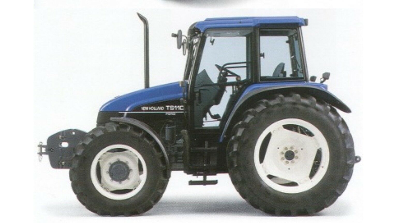 New Holland TS 80 90 100 110 Tractor Service Repair Technical Manual 1 of  1FREE Shipping ...