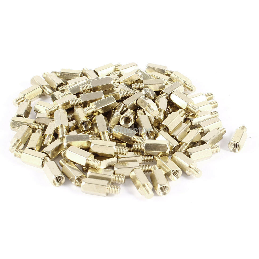 100pcs Pc Pcb Motherboard Brass Standoff Hexagonal Spacer M3 8 4mm 120pcs Copper Silver Pillars Circuit Board Nut 13 X 5mm Gold 1 Of 4free Shipping