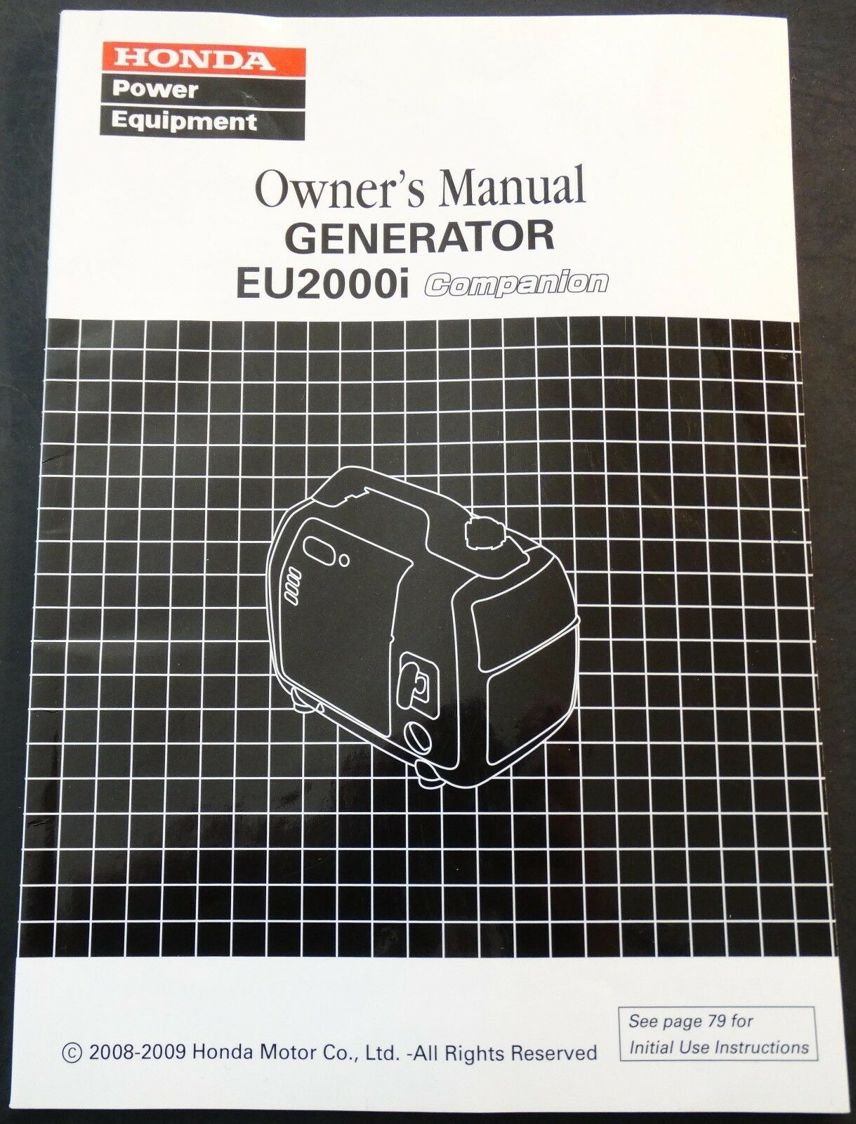 honda 2008 owners manual