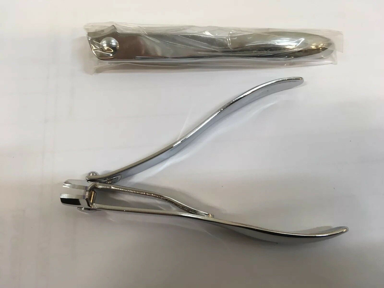LONG HANDLE SURGICAL Toe Nail Clippers with side set cutter. Buy one ...