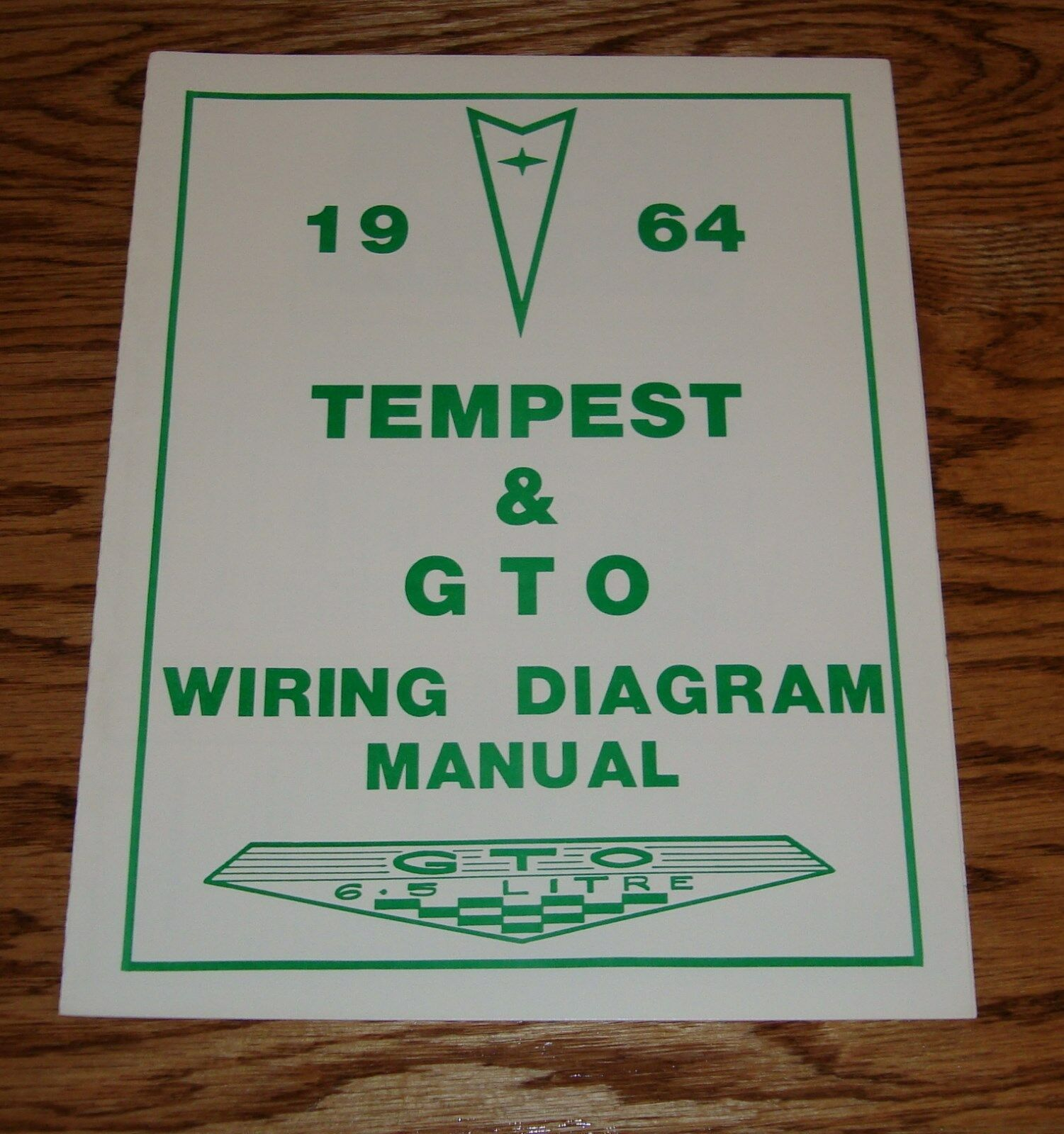 1964 Pontiac Tempest Gto Wiring Diagram Manual 64 900 Picclick Thunderbird Engine 1 Of See More