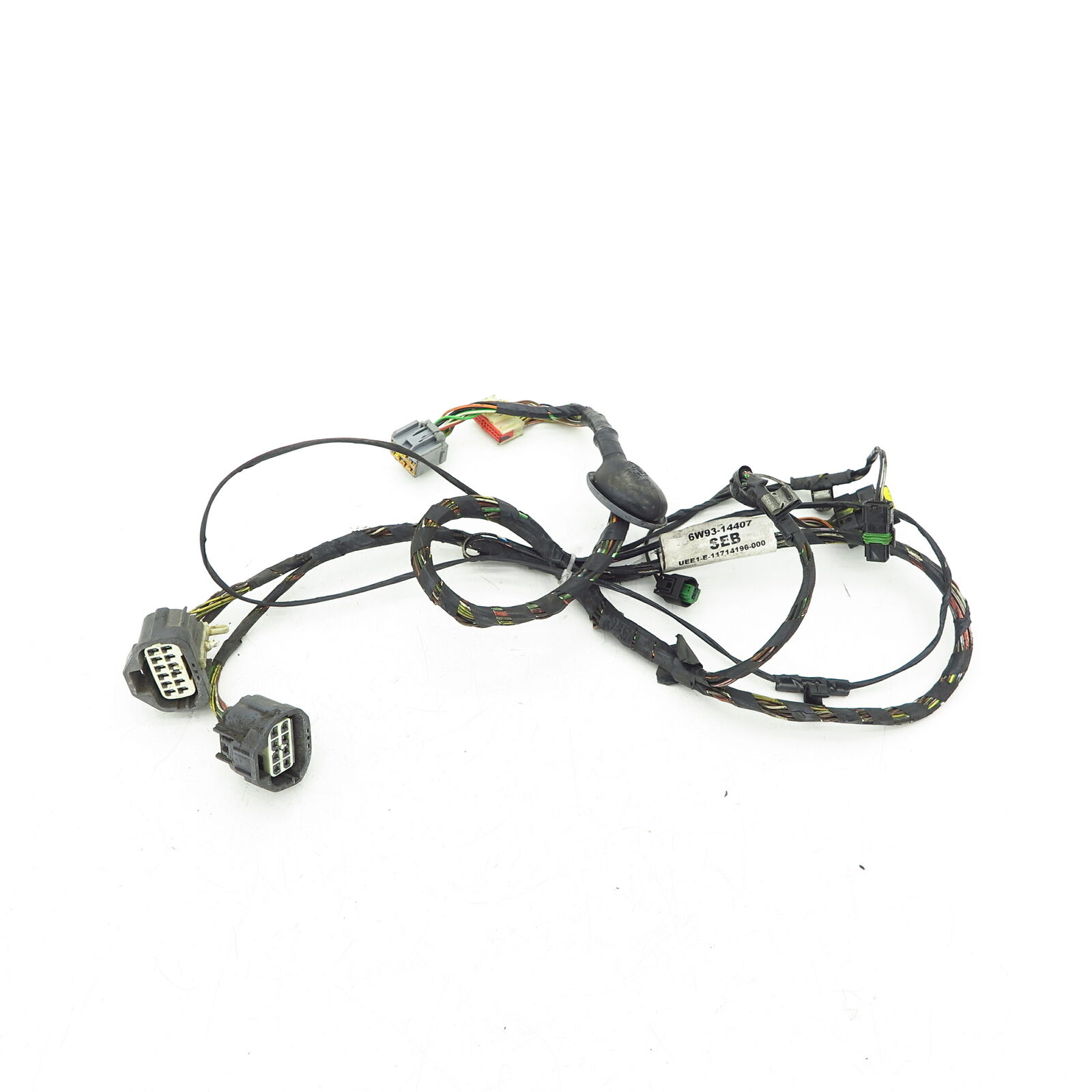 Jaguar Wiring Harness Fuel Pump Xj X350 X358 6 6w93 14407 3eb 1 Of 1only Available