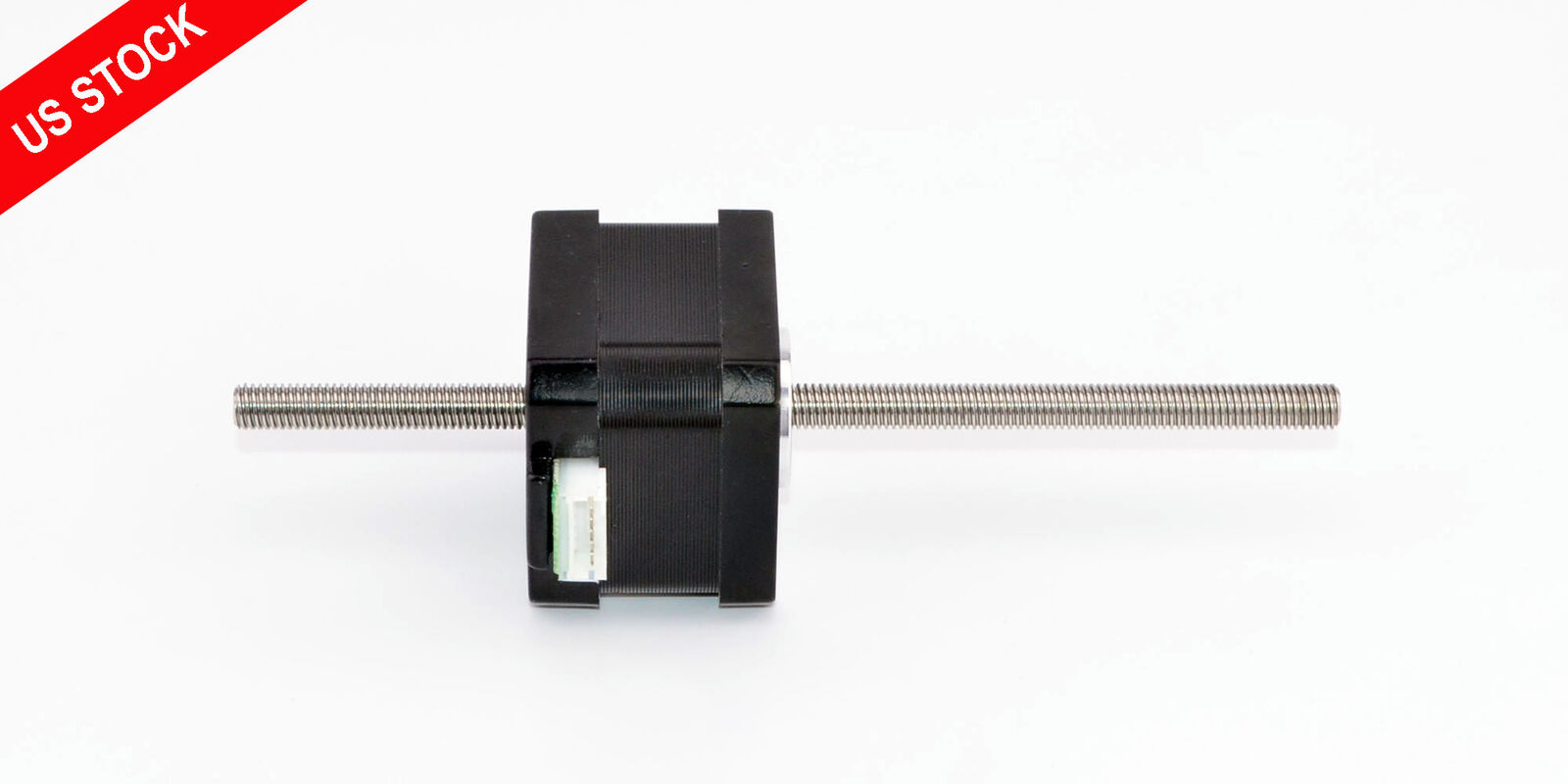 Nema 17 Stepper Motor Linear Actuator Non Captive 04a Lead Screw Dc Motors And Used As Actuators 1 Of 7only 2 Available