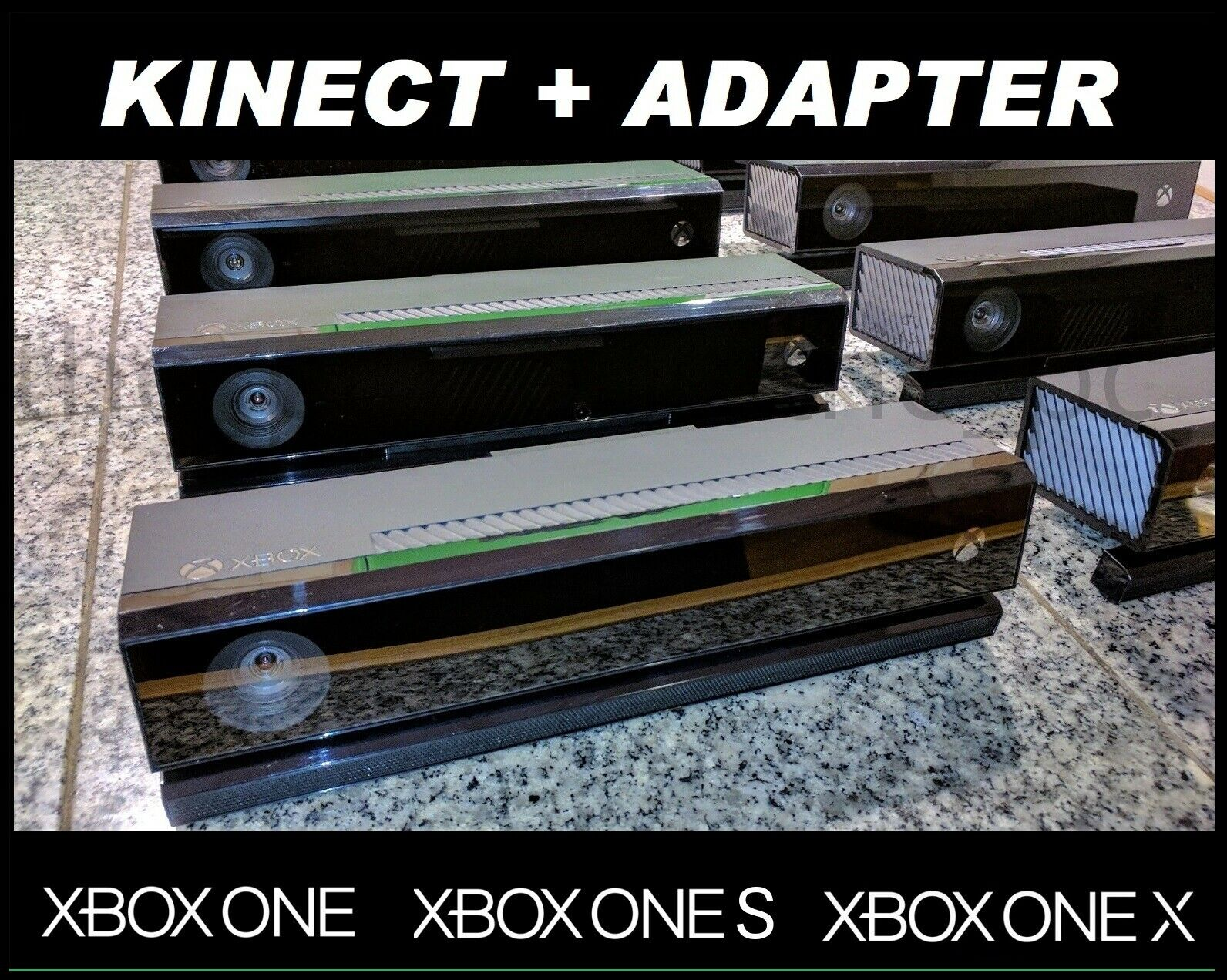 XBOX ONE X S KINECT SENSOR WITH ADAPTER for XBOX ONE S X PC Twitch ...