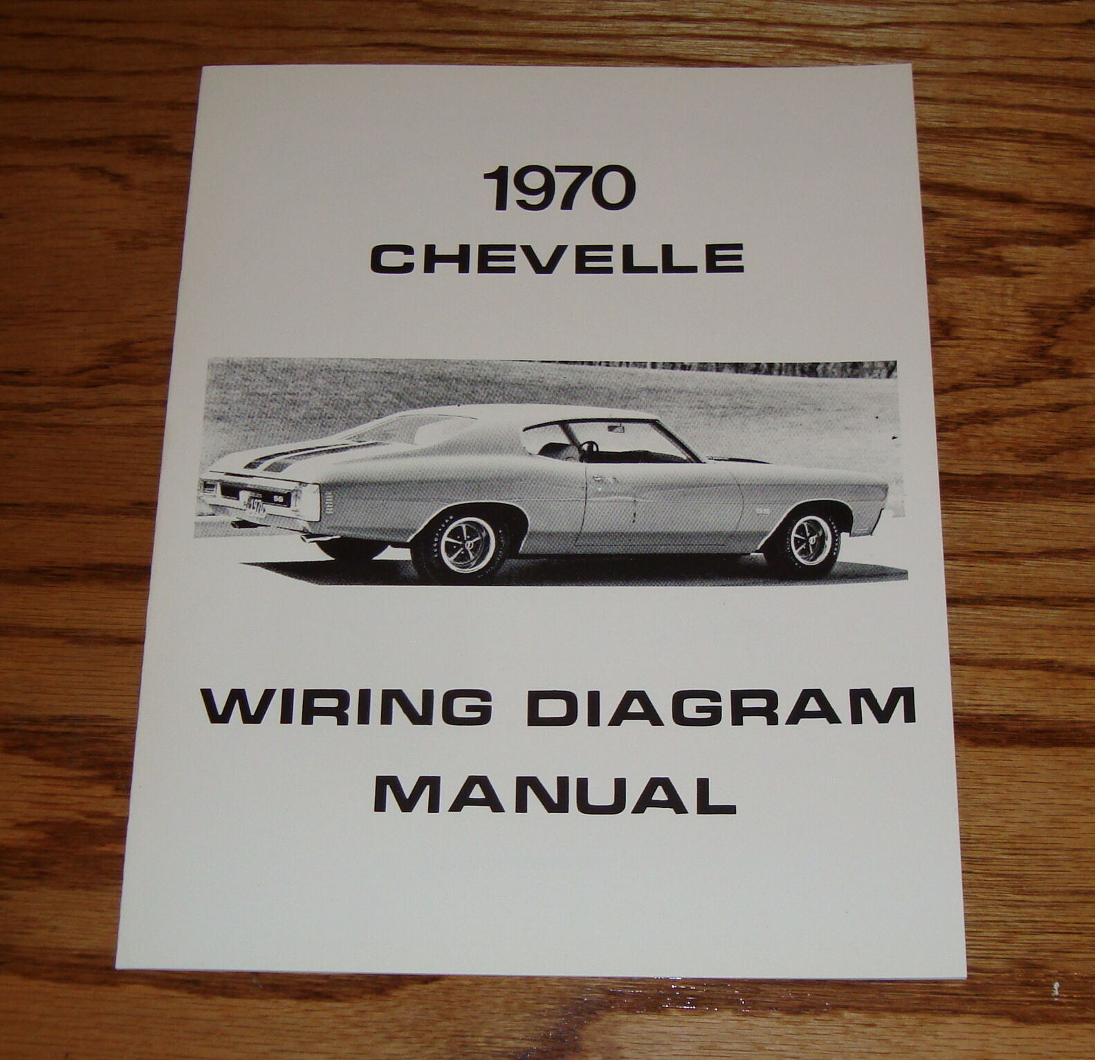 Landau 1979 Chevrolet Malibu Wiring Diagram Trusted Chevy 1970 Chevelle Manual 70 Ss Blazer