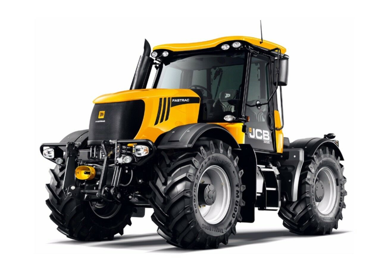 JCB Fastrac Service Repair Workshop Manual. 3000 XTRA Series 1 of 1FREE  Shipping ...