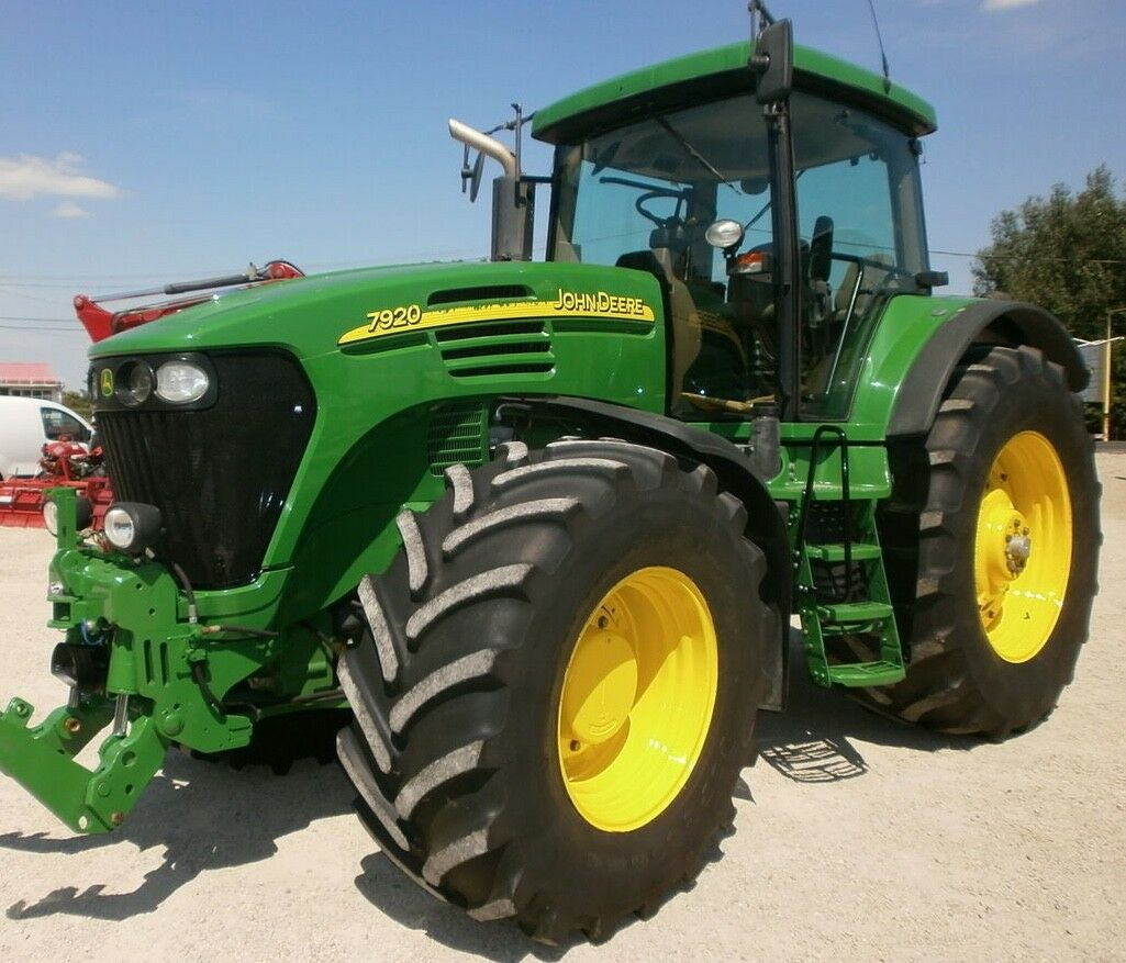 John Deere 7720 7820 7920 Tractor Service Repair & Technical Workshop  Manuals. 1 of 1FREE Shipping ...
