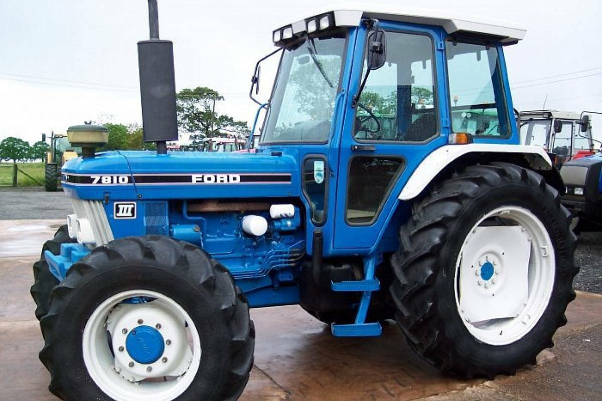 Ford New Holland 10 Series Tractor Service Repair Technical Manual 1 of  1FREE Shipping ...