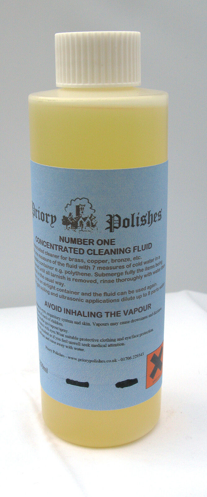 Clock Cleaning Concentrate No 1  (250Mls )