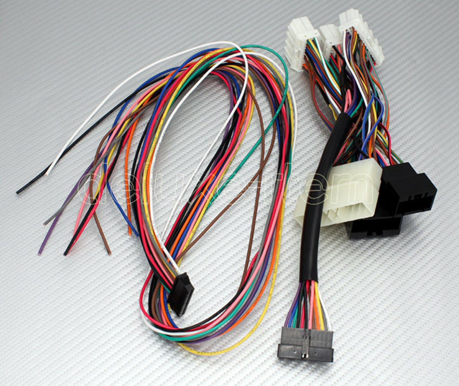 Conversion Jumper Wire Wiring Harness Replace OBD0 to OBD1 ECU fit Honda 1  of 4FREE Shipping ...