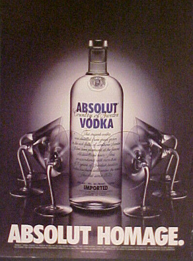 vodka advertising essay