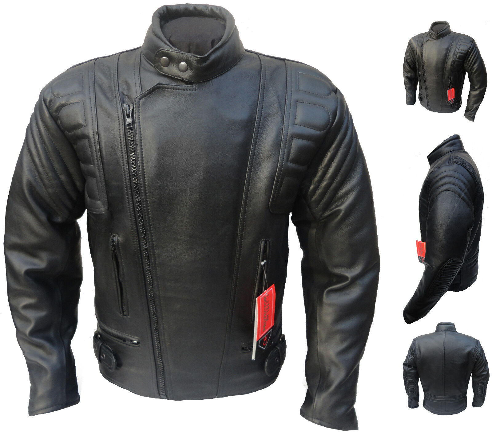 Leather jacket accessories