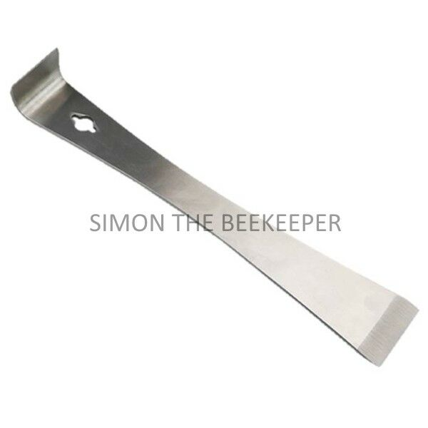 Beekeepers polished Stainless hive tool