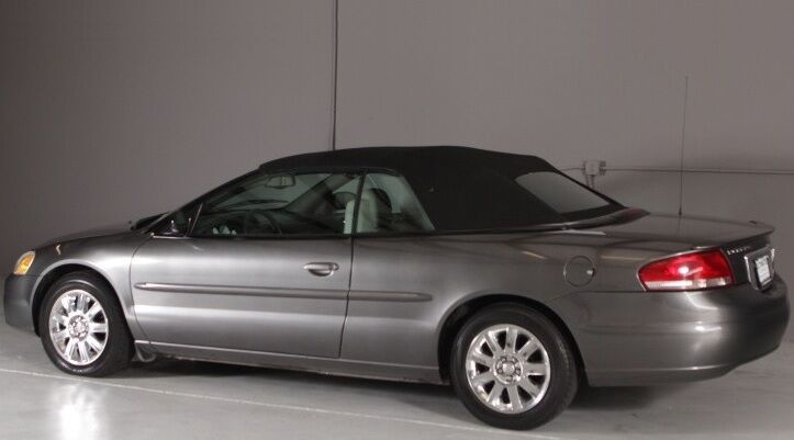 New convertible top for chrysler sebring #3