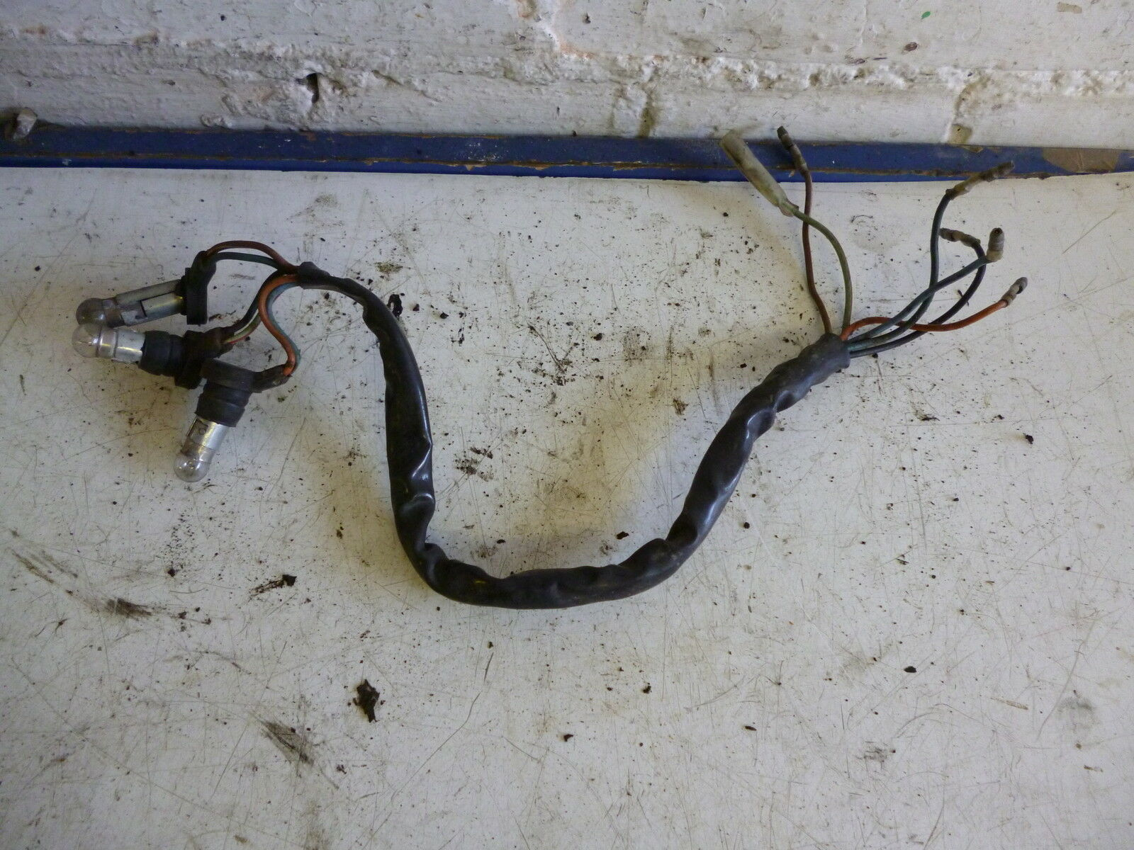 Honda Cb 350 Twin Wiring Harness 1200 Picclick Uk Cb350 1 Of 1only Available See More