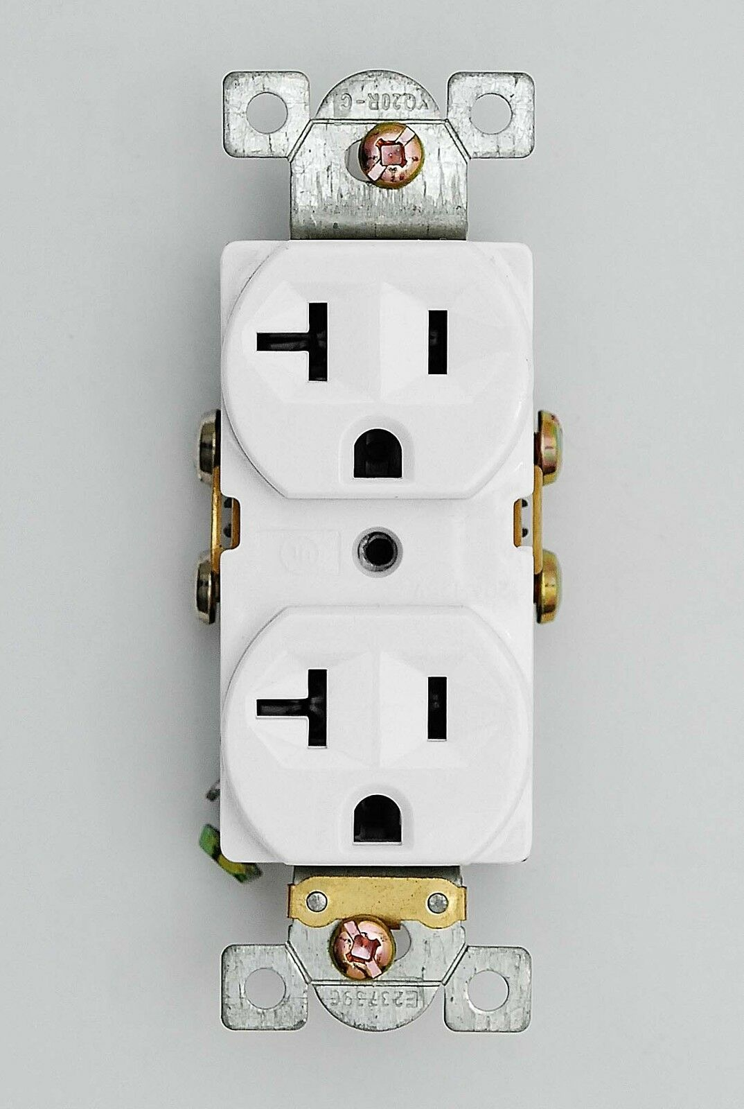 10 Pack 20 Amp Receptacle Duplex Commercial Grade Heavy Duty 125v Electrical 3 Wire Amps 250v Nema 6 20r Yga022f Ebay 1 Of 2free Shipping