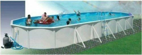 Above Ground Oval Swimming Pool Manufacturer 1 Picclick Uk