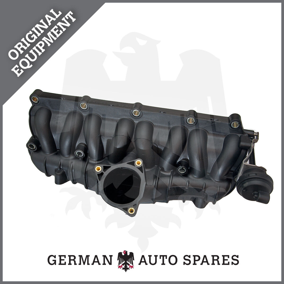 Inlet Manifold For 2 Litre Tdi Seat Altea Leon Toledo 03g129711as 03g 129 711as 163 434 00