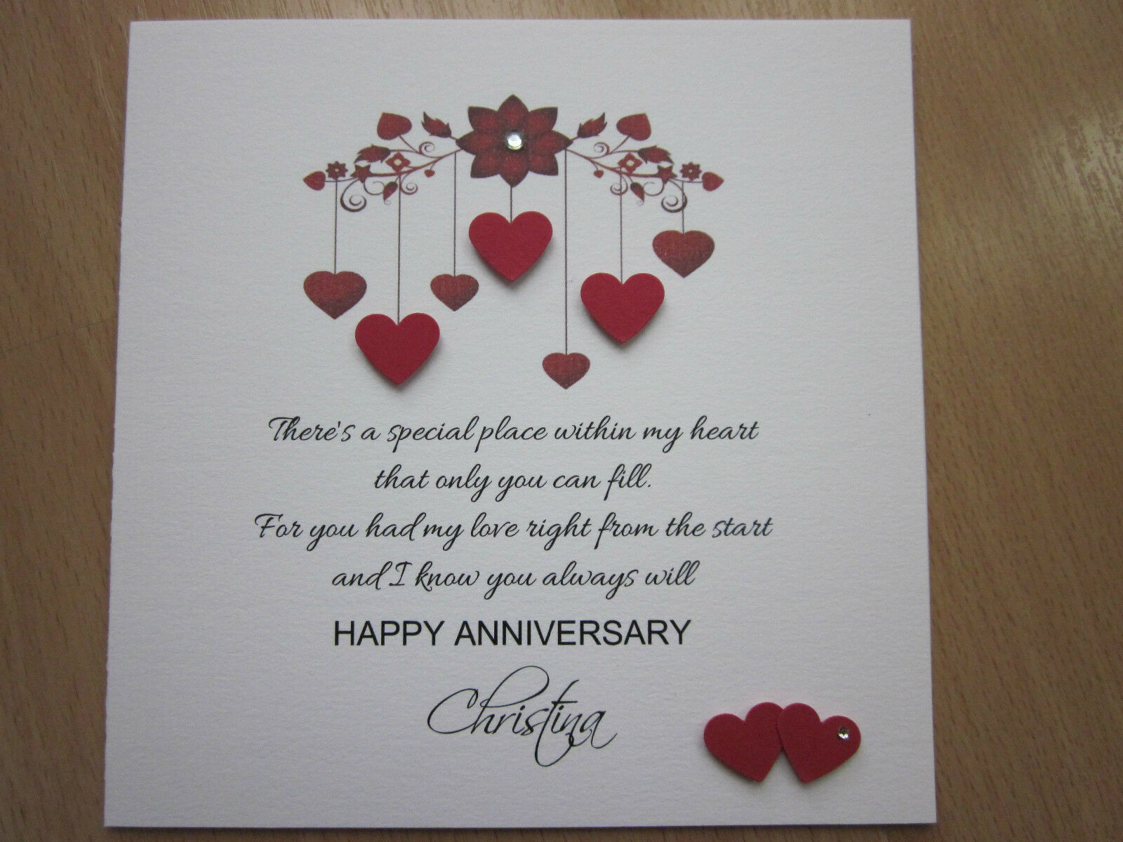 Wedding Gift Greetings : ... Anniversary, Engagement, Wedding Day Card - Husband, Wife ?3.50