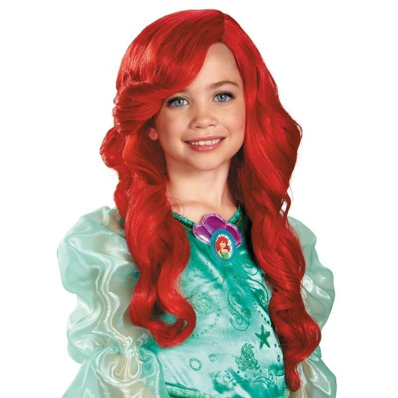 Red Wig For Toddler 33
