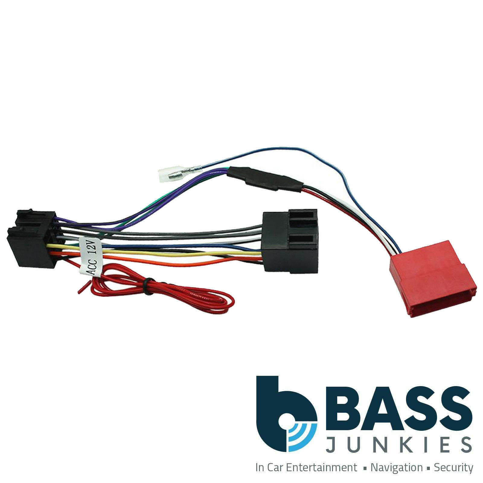 Audi A4 2002 2004 Car Stereo Rear Speaker Amplified Bypass Wiring Harness Cable 1 Of 1free Shipping