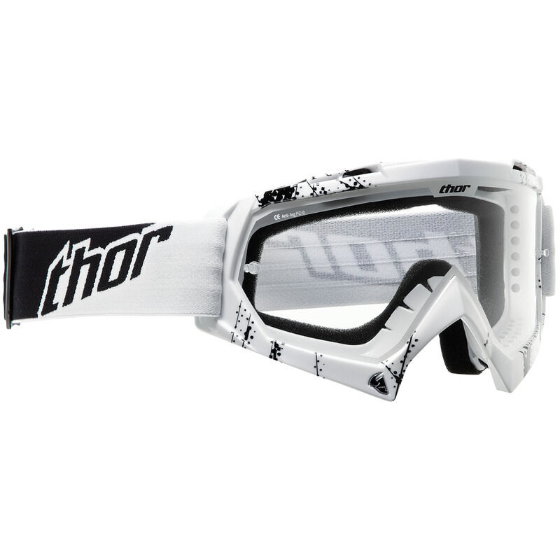 Thor Mx Gear Enemy Web Motocross Dirtbike Moto Goggles