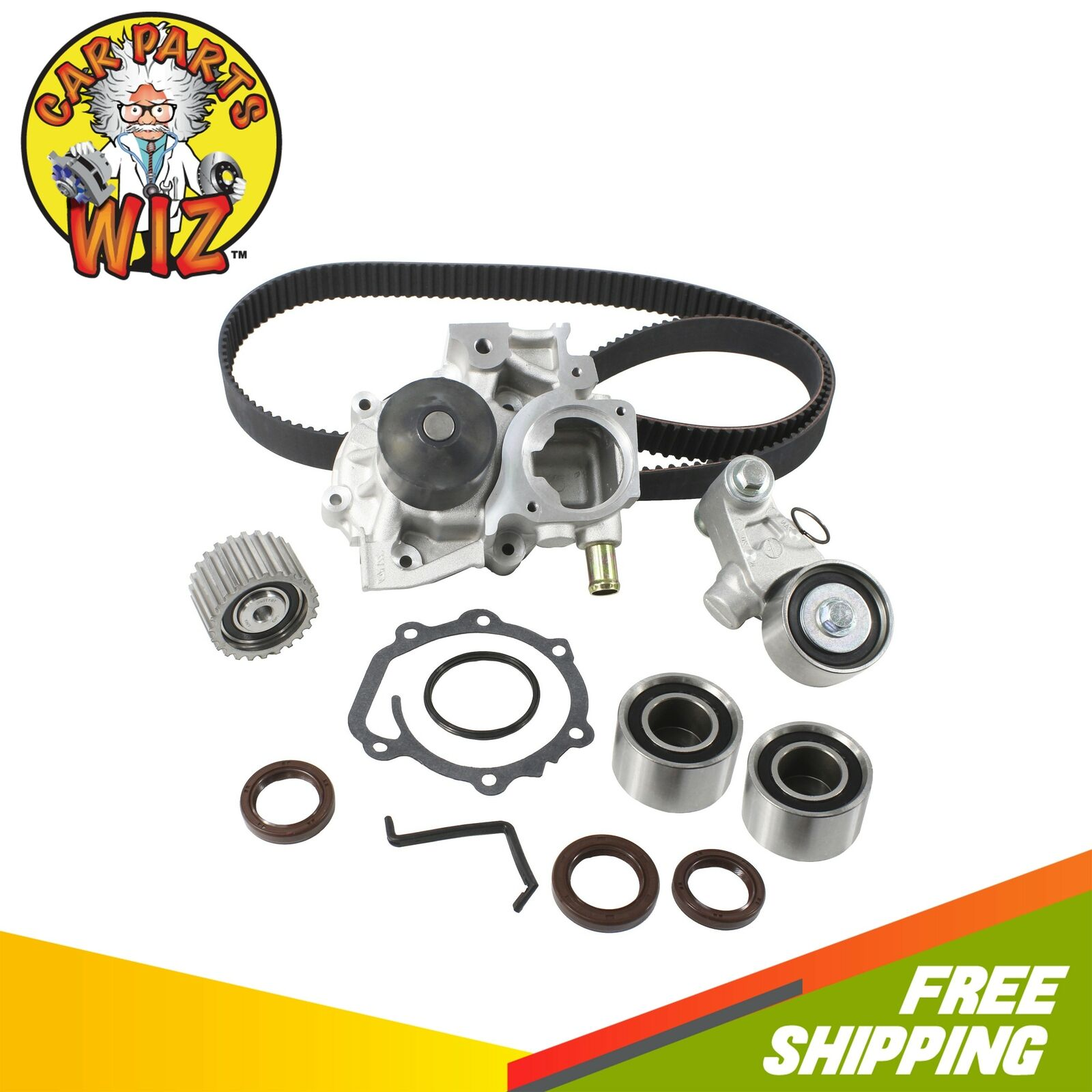 Timing Belt Water Pump Kit Fits 06 12 Subaru Legacy Outback 25l For 1 Of 4free Shipping