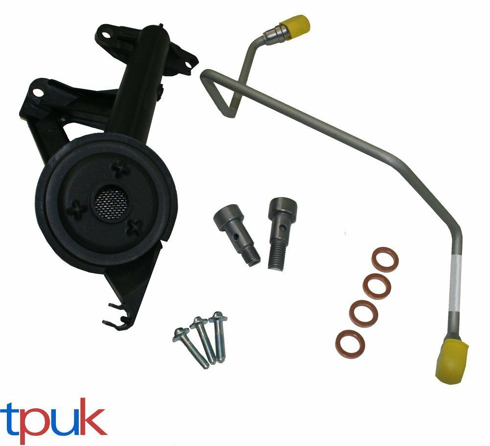 turbo fitting kit 1 6 hdi tdci dv6 110 banjo bolts 110ps ford peugeot citroen picclick uk. Black Bedroom Furniture Sets. Home Design Ideas