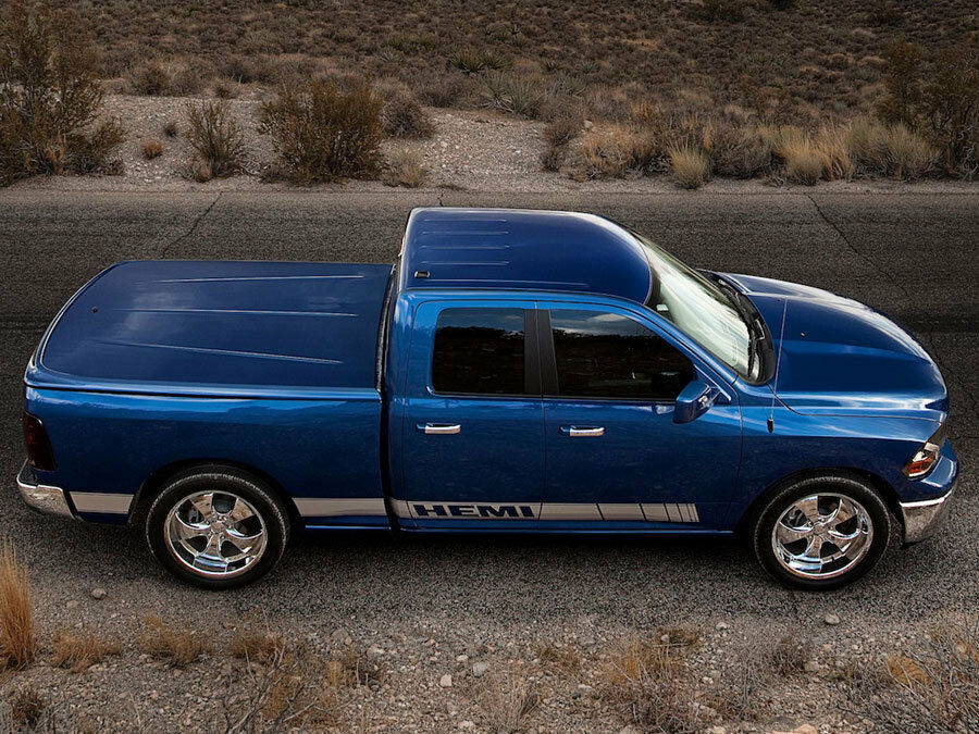 dodge ram 1500 pickup laderaumabdeckung hardtop undercover. Black Bedroom Furniture Sets. Home Design Ideas