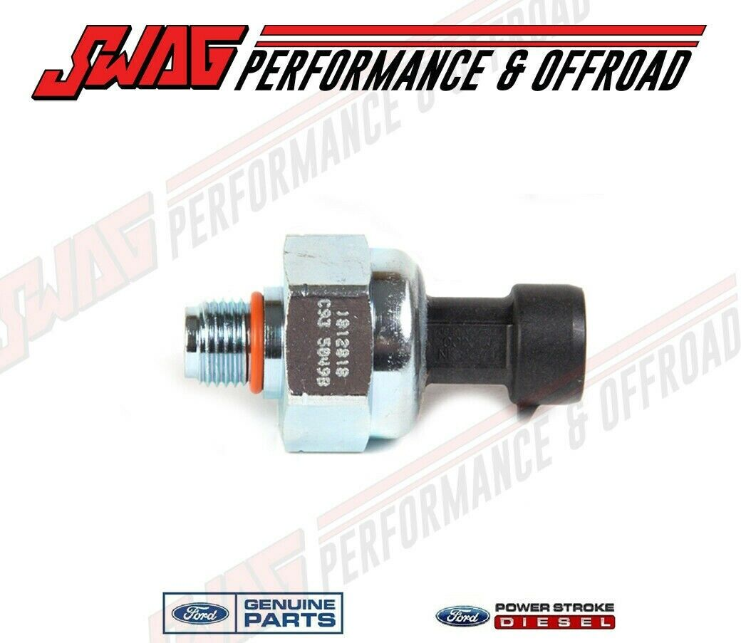 Genuine Oem Ford F250 F350 73l Powerstroke Diesel Icp Injector 2004 F 250 Sensor Connector 1 Of 3free Shipping Control