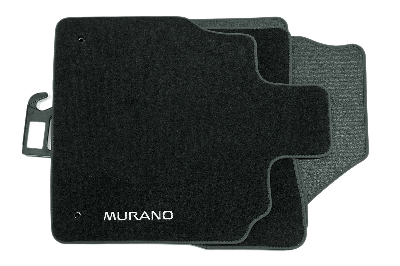 Nissan Murano Z51 Genuine Car Floor Mats Luxury Tailored Set X4 Black  KE7551A081 1 Of 1FREE Shipping ...