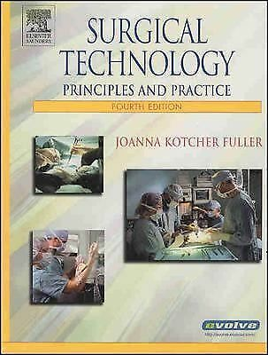 surgical technology principles and practice surgical technology