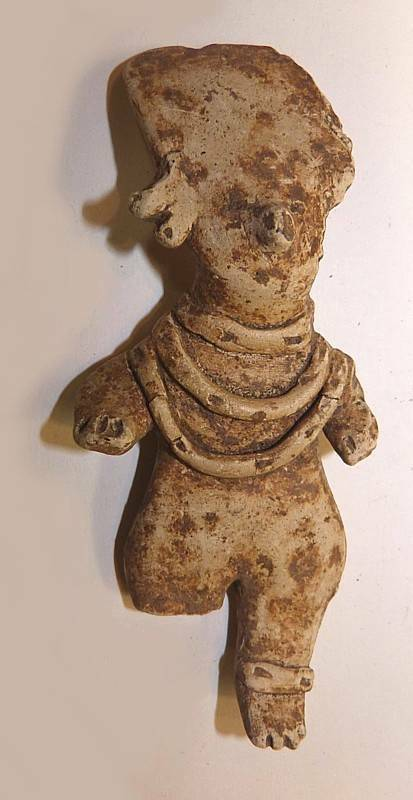 Early Nayarit Standing Figure (F)