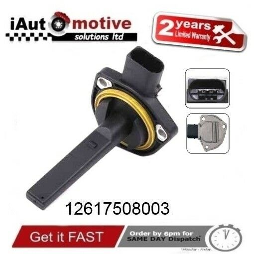 Bmw Oil Level Sensor Oe 12617508003 1 3 5 7 Series E46 E81 E87 E90 E91 Z4 X3 X5 163 19 99