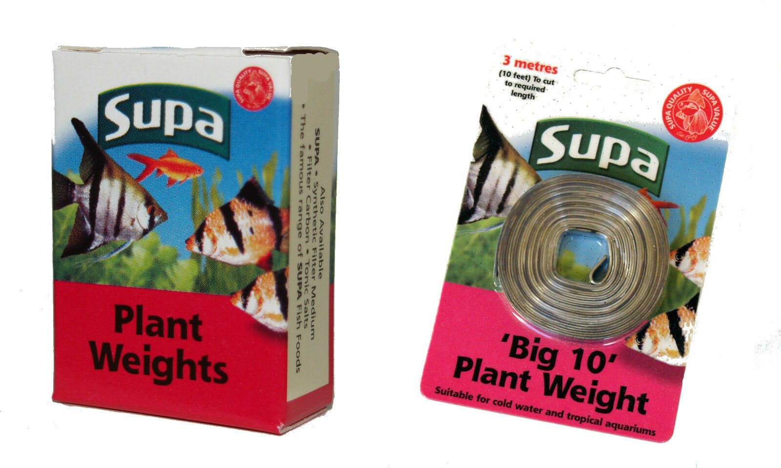 Aquarium Plant Weights Fish Tank Live Plants Lead Weights Pre-Cut or Strip