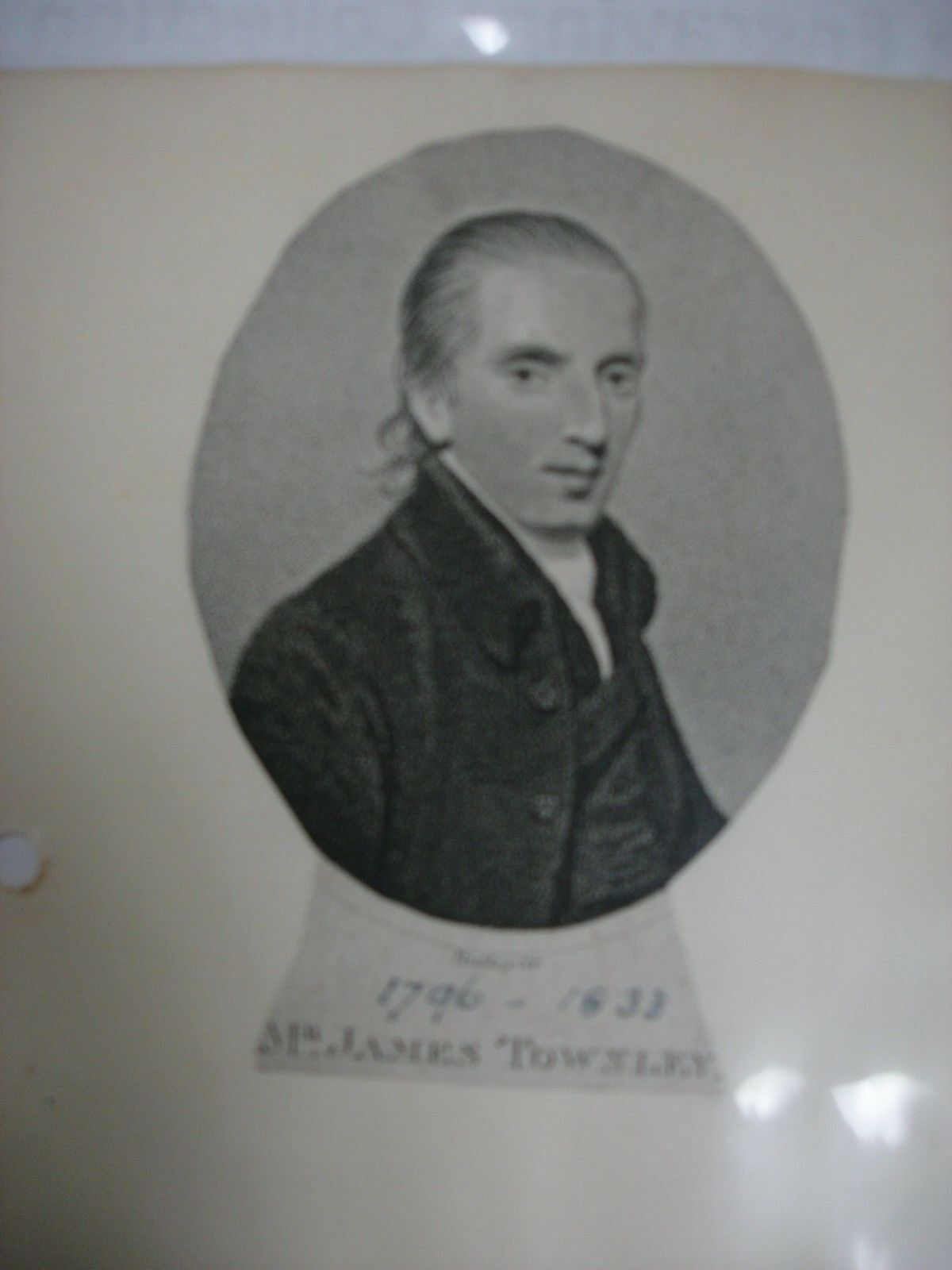 Methodist Portraits Collection - Circa 1800's