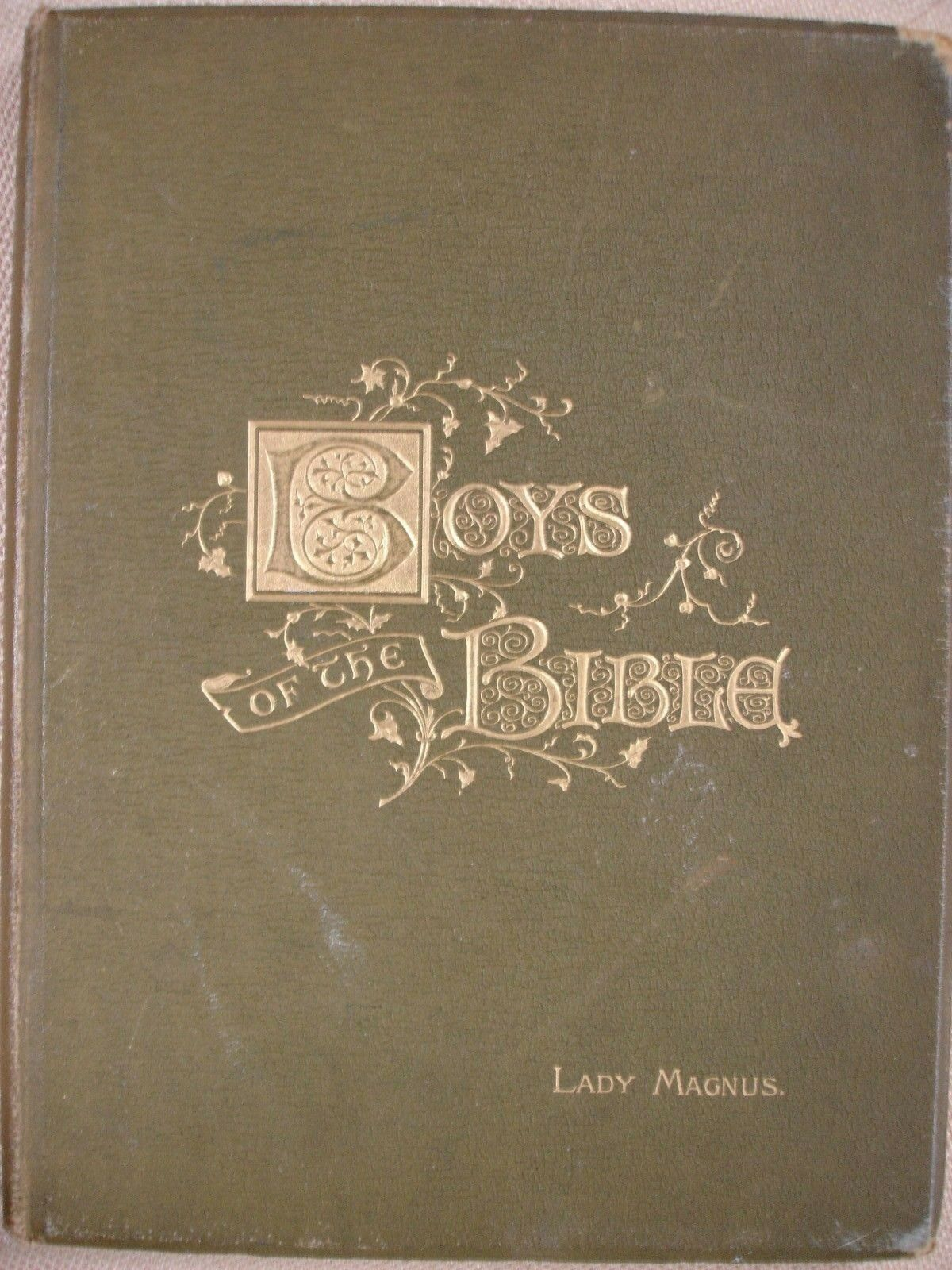 Boys of the Bible by Lady Magnus - FBHP-9