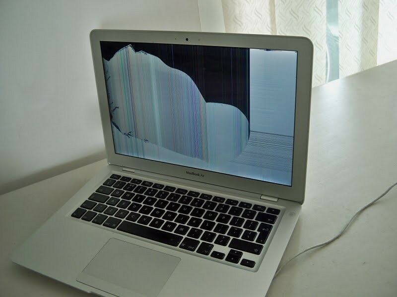 13 Quot Macbook Pro Late 2008 2012 Cracked Lcd Screen Cover