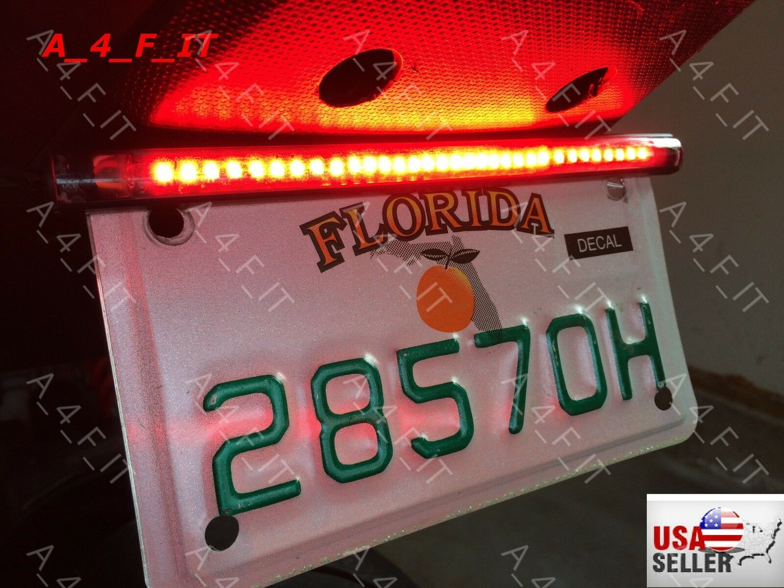 Harley Davidson Led Integrated Fender Brake Tail Light Turn Signal Trouble Help With Wires Page 2 Bar Usa Hd 1 Of 6only Available