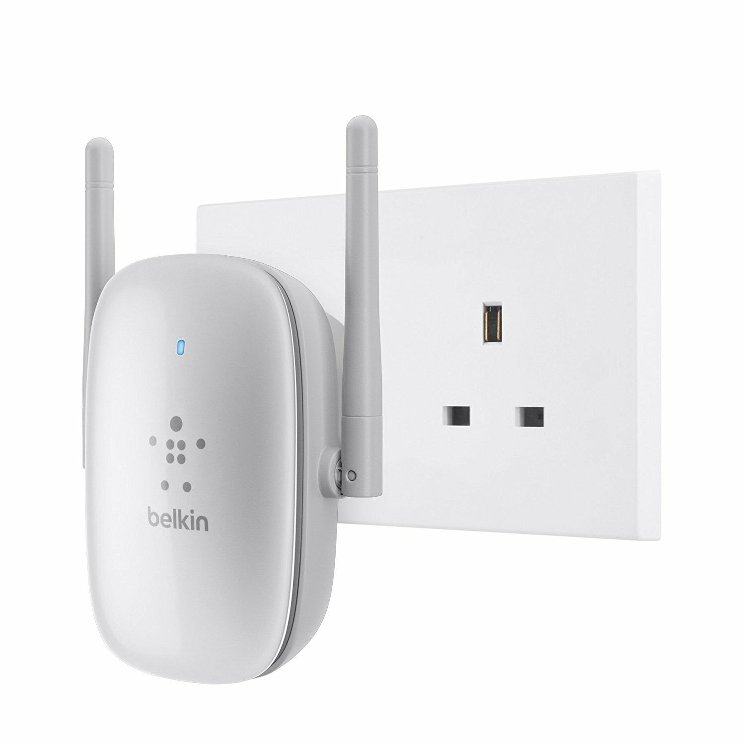 belkin n600 wifi range extender mac address