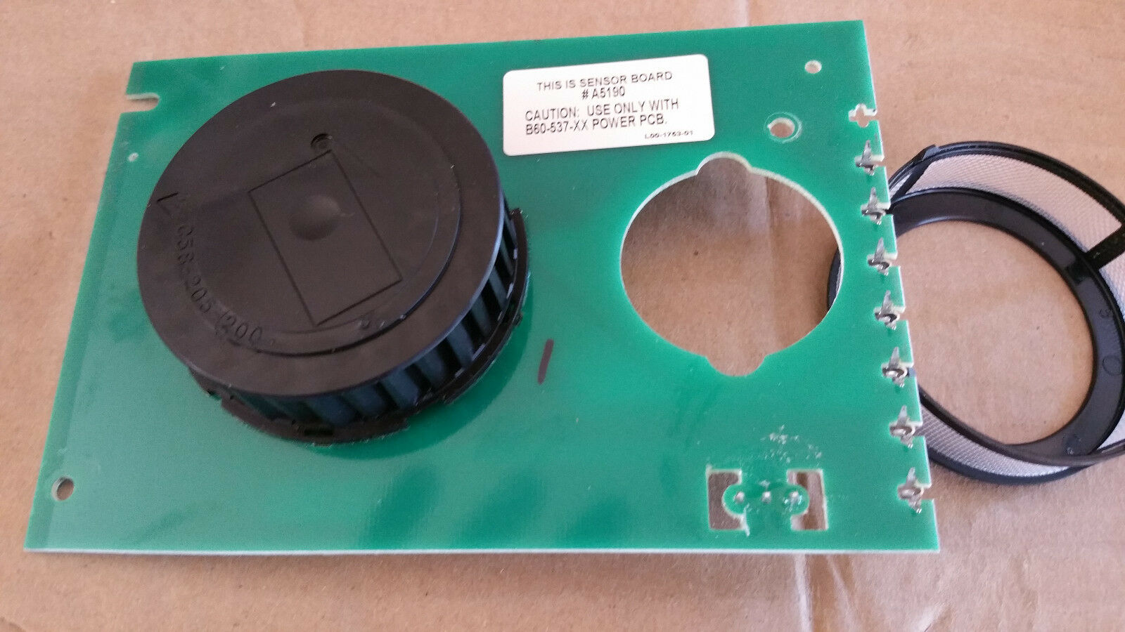 Innovair System Sensor Duct Smoke Detector Circuit Board Replacement B60 528 04 1 Of 2only 3 Available