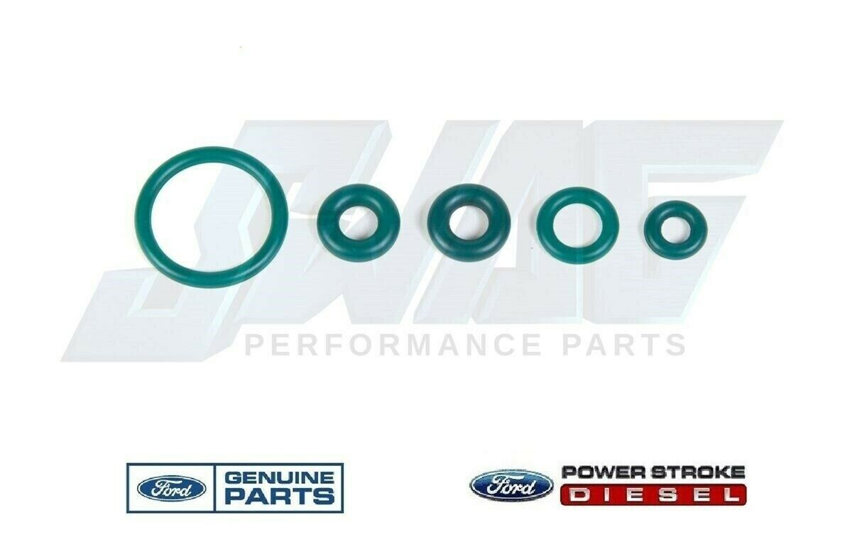 99 03 Ford 73 73l Powerstroke Diesel Fuel Filter Housing Drain 7 3l Valve Seal Kit 1 Of 1only 2 Available See More