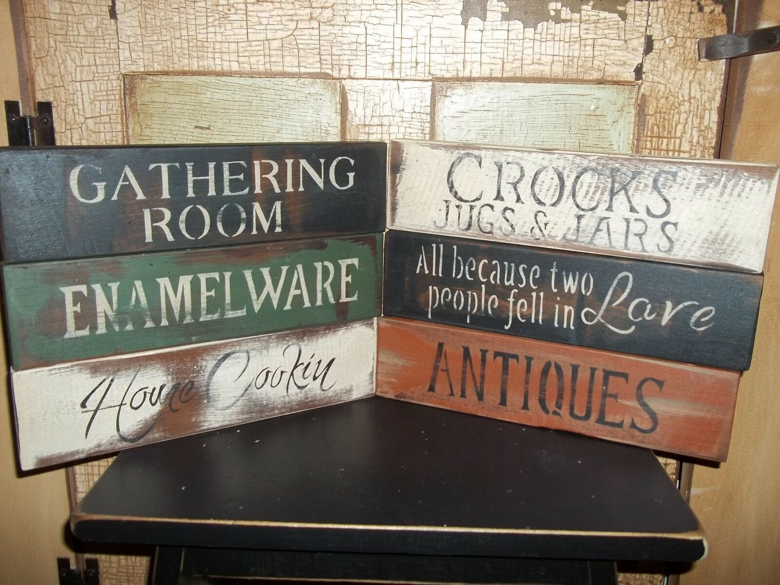 Wood Signs Many Styles Country Prim Rustic