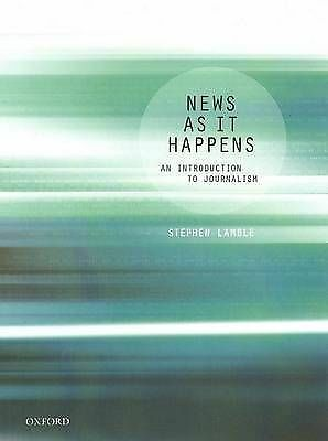 News as it happens stephen lamble