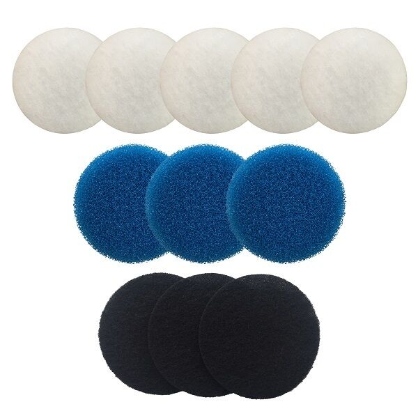 Compatible Eheim Ecco Filter Foams for 2232 / 2234 / 2236 Poly, Carbon, Coarse