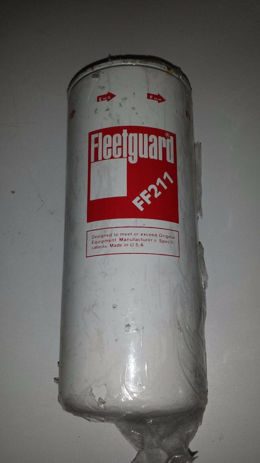 Fleetguard Fuel Filter Ff211 2000 Picclick Filters For Diesel 1 Of 3only 3 Available